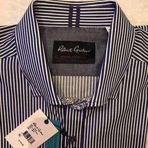 Robert Graham Men casual/Dress Long sleeve shirt